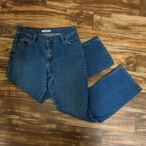 3for$20.  12 medium jeans Levi's 550 bootcut